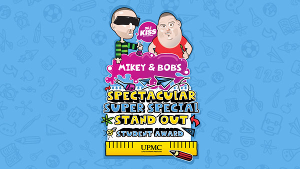 None - Mikey and Bob's Spectacular Super Special Stand Out Student Award