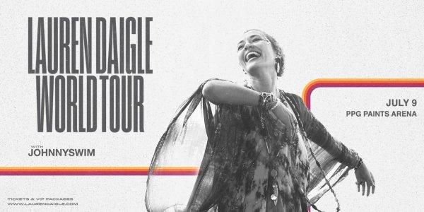 None - Win tickets to Lauren Daigle!