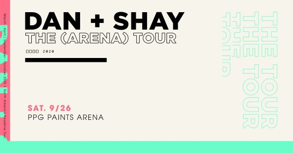 None - Win tickets to Dan + Shay!