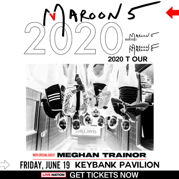 None - Win tickets to Maroon 5!