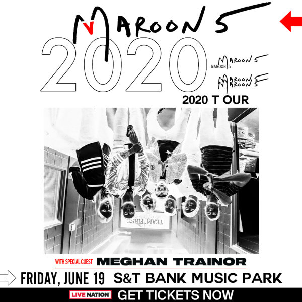 image for Win tickets to Maroon 5!
