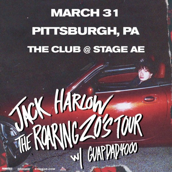 image for Win tickets to Jack Harlow!