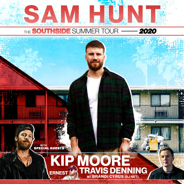 image for Win tickets to Sam Hunt!