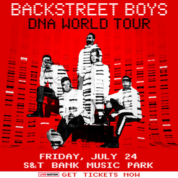 image for Win tickets to the Backstreet Boys!