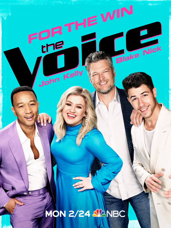 image for Win a trip to see The Voice in LA!