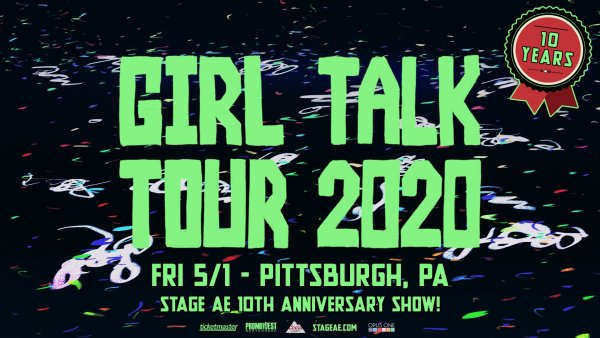 image for Win tickets to Girl Talk!