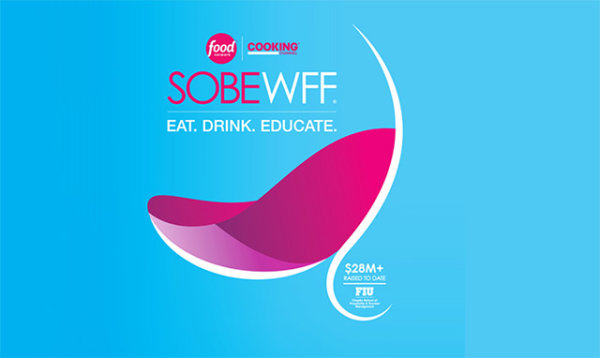 None - Listen to Win a trip to SOBE WFF