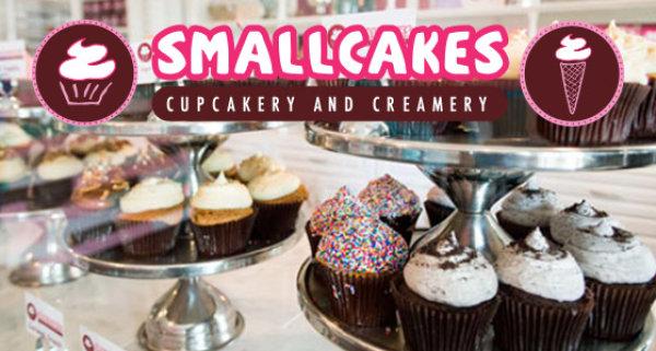 None - Win (1) Dozen Cupcakes from Smallcakes Cupcakery & Creamery