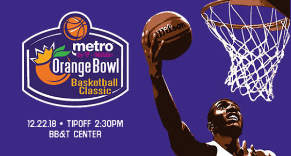None -  Metro by T-Mobile Orange Bowl Basketball Classic