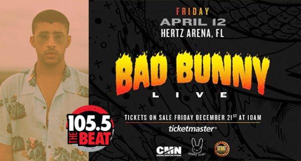 None - Bad Bunny Live | Hertz Arena | April 12th, 2019