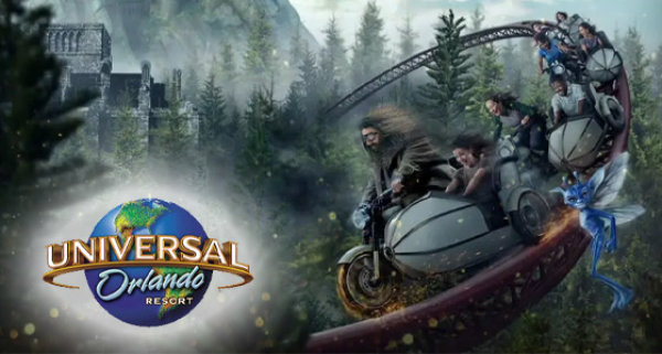 None - Win tickets to Hagrid's Magical Creatures Motorbike Adventure™ at Universal Orlando Resort