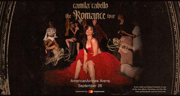 None - Camila Cabello The Romance Tour | Sept 2020