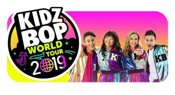 None - Win Kidz Bop tickets!