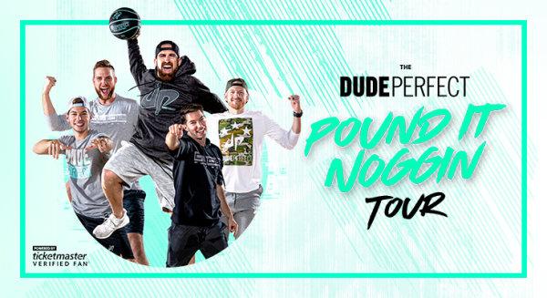 None - Win Dude Perfect Tickets!