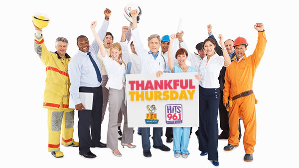 None - Thankful Thursdays with PDQ