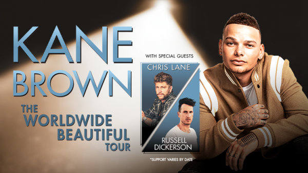 None - Win Kane Brown Tickets!