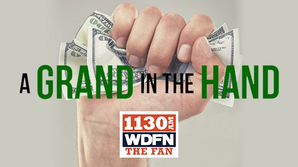 None - A Grand In The Hand With WDFN