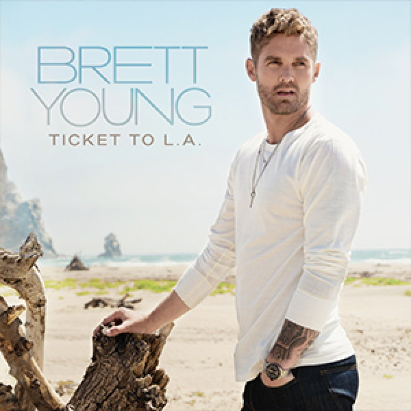 None - Win a digital download of Brett Young's album Ticket To L.A.
