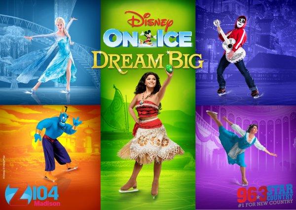 None - Disney on Ice