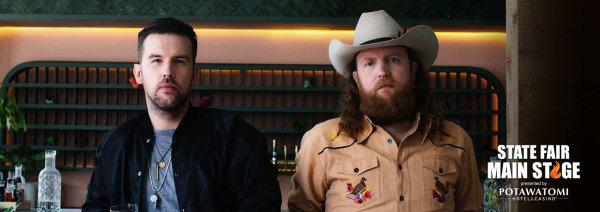image for Win Before You Buy: Brothers Osborne at the State Fair