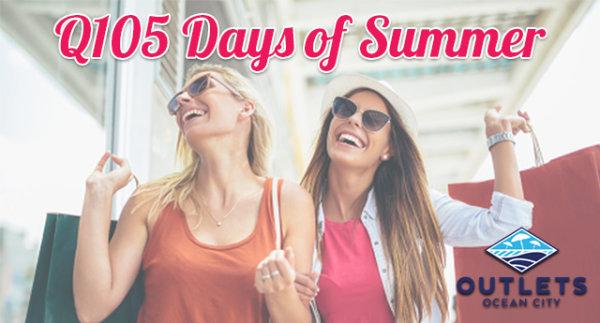 None - Q105 Days of Summer - Week 1