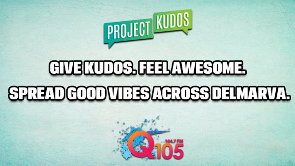 None - Give Kudos. Feel Awesome.