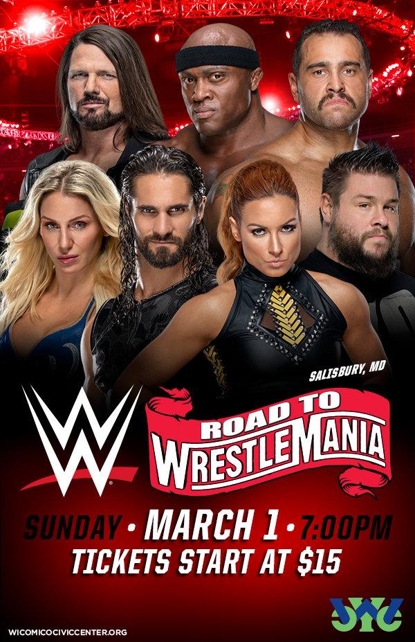 None - WWE Tickets