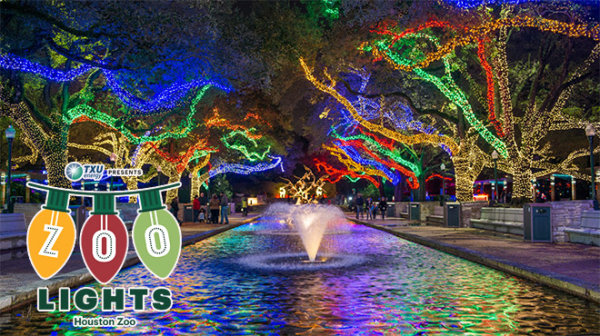 None - Win a bigger and brighter date night at the Houston Zoo