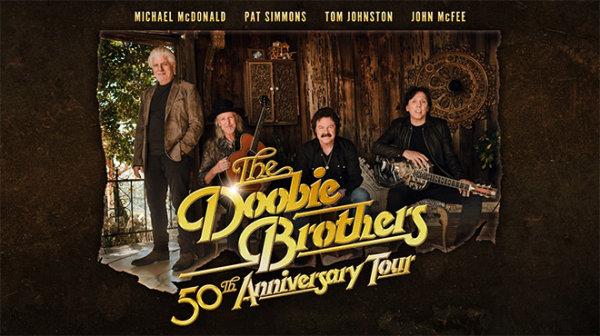 None - Win Doobie Brothers Tickets