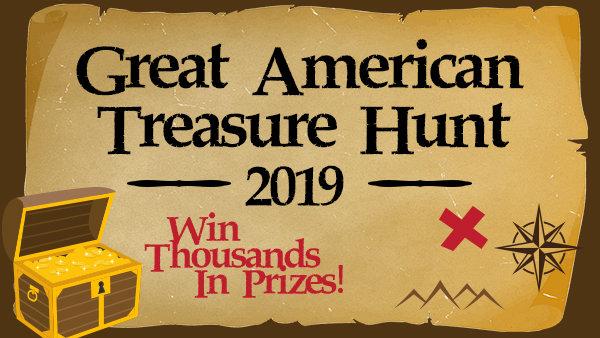 None - Great American Treasure Hunt
