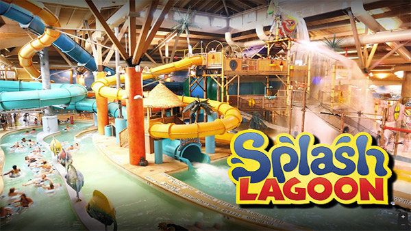 image for Win Tickets to Splash Lagoon in Erie!