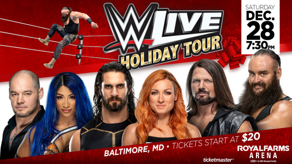 None - WWE Live: Holiday Tour