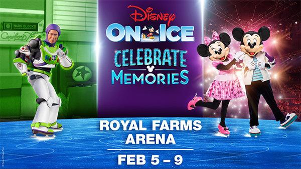 None - Disney on Ice: Celebrate Memories