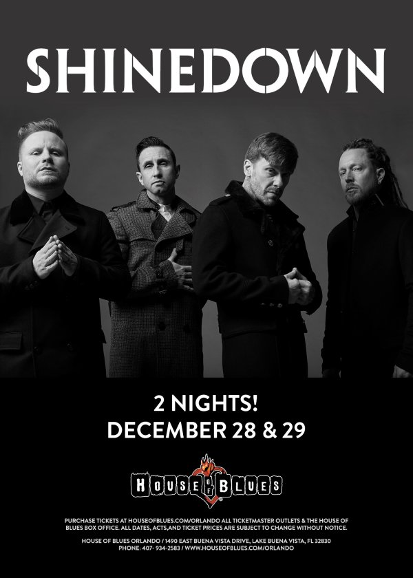 None - Shinedown