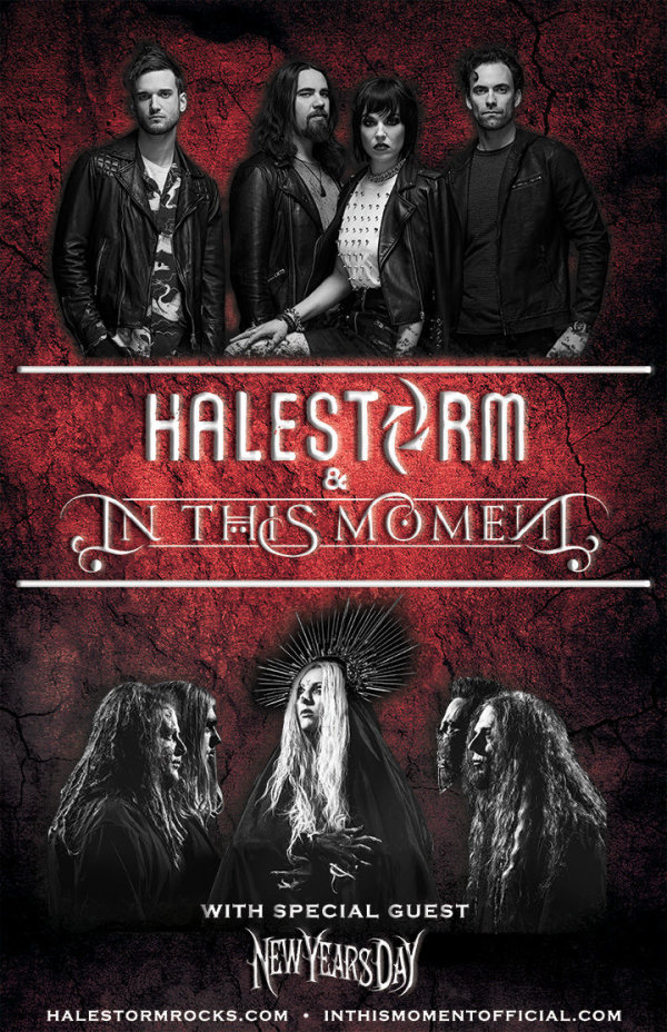None - Not So Silent Night featuring Halestorm and In This Moment