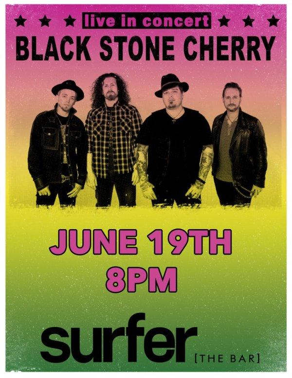 None - Black Stone Cherry