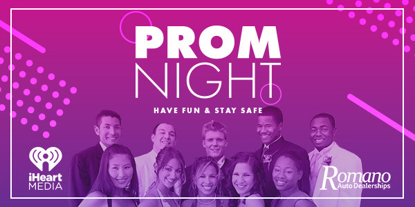 None -  Win $500 Towards Your Safe After Prom Activity From The Romano Auto Dealerships!