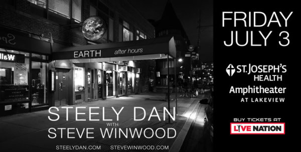 None - Win Tickets to see Steely Dan