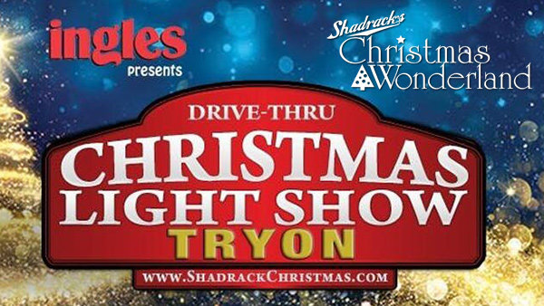 None - Win a car pass for Shadrack's Christmas Wonderland!