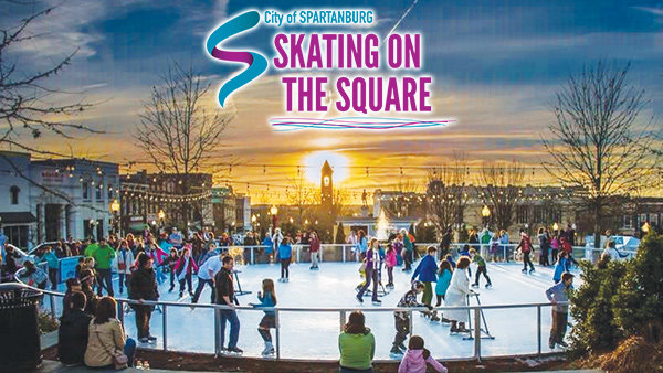 None - Win tickets to Skating on the Square!