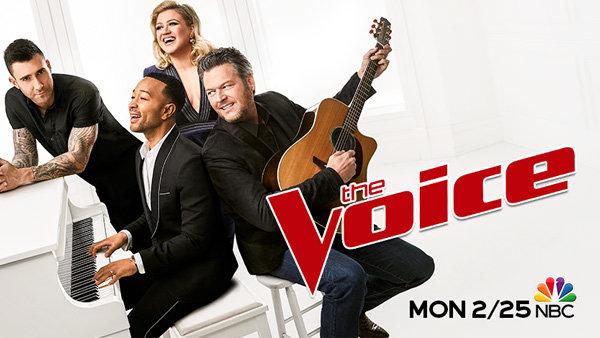 None - The Voice Season 16 Premiere Flyaway