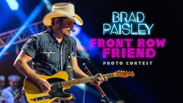 None -  Front Row Friend- Brad Paisley