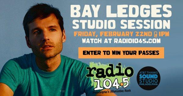 None -     Win Your Invite: Bay Ledges Studio Session on Friday 2/22 @ 1pm