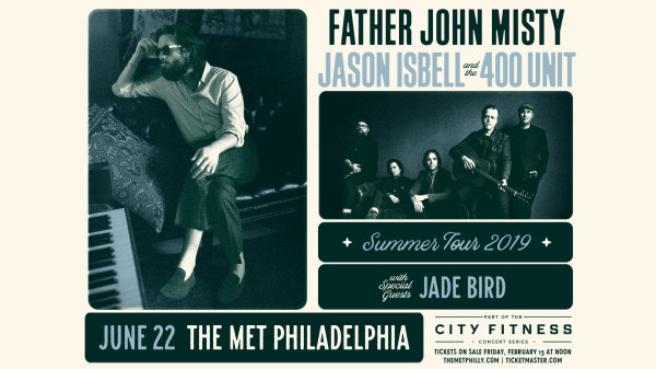 None -  Win tickets to see Father John Misty @ The Met