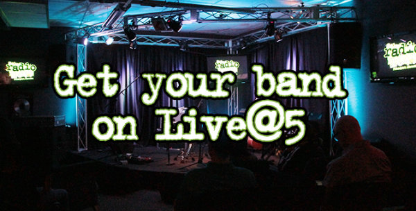 None - Philly Bands: Get YOUR Band on Live @ 5