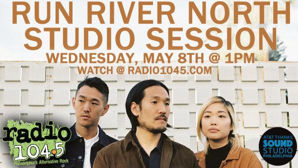 None -    Win Your Invite: Run River North Studio Session Weds., 5/8 @ 1p