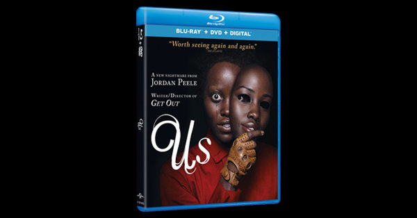 None - Win a Blu-Ray DVD of Jordan Peele's US!
