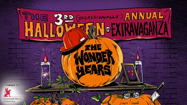 None - Win tickets to The Wonder Years Halloween Extravaganza @ TLA