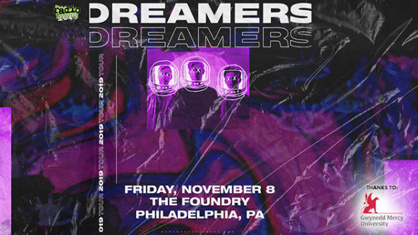 None - Win tickets to see Dreamers @ The Foundry