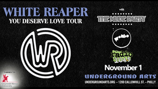 None - Win tickets to see White Reaper @ Underground Arts